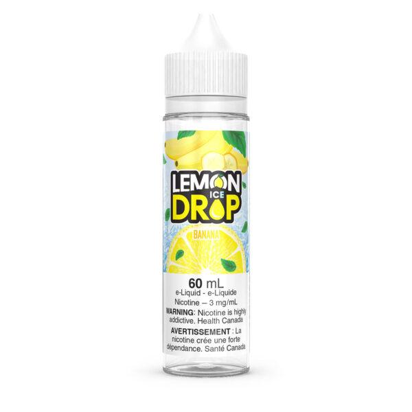 Banana Ice Lemon Drop Ice E-Liquid