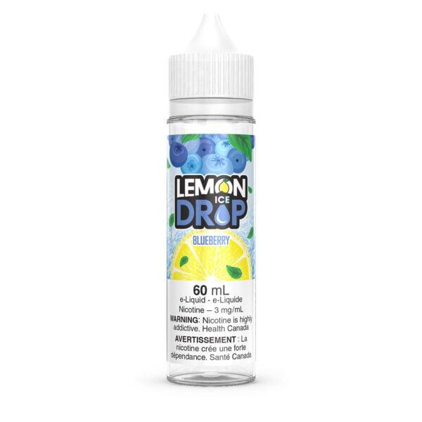 Blueberry Ice Lemon Drop Ice E-Liquid