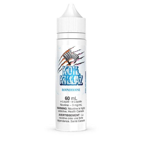Roundhouse Polar Edition Koil Killaz E-Liquid