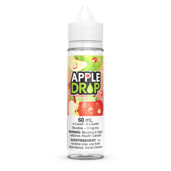 Double Apple Apple Drop E-Liquid