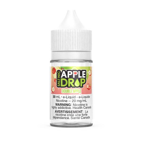 Double Apple SALT Apple Drop Salt E-Liquid